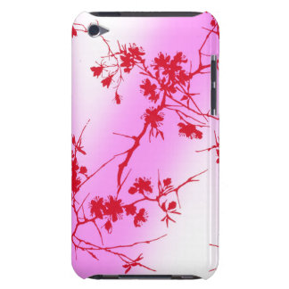 Cherry Pink Blossoms iPod Touch Case