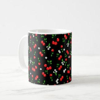 Cherry Print Mug