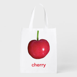Cherry Grocery Bags