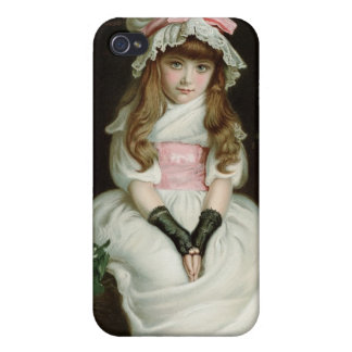 Cherry Ripe, 1879 d Cases For iPhone 4
