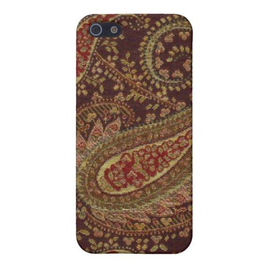 Cherry Sage Paisley Speck Case iPhone 4