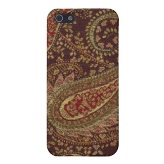 Cherry Sage Paisley Speck Case iPhone 4 iPhone 5 Case