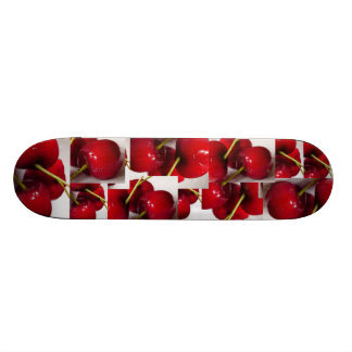 Cherry skate skateboard