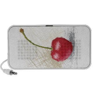 cherry PC speakers
