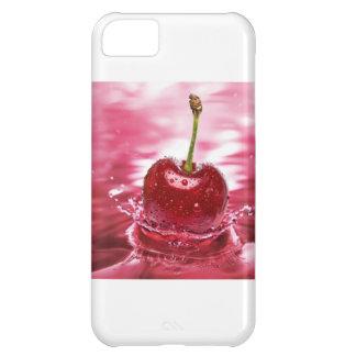 Cherry Splash iPhone 5C Case