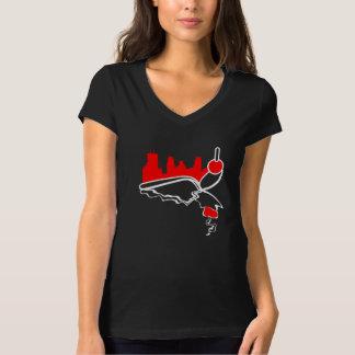 Cherry Spoon Tee Shirt