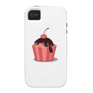 Cherry Sundae iPhone 4/4S Cover
