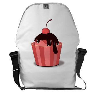 Cherry Sundae Courier Bags