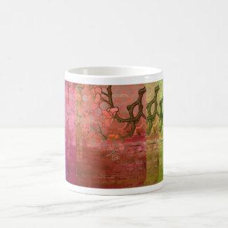 cherry sundae basic white mug