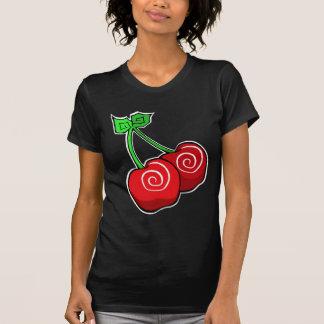 Cherry Swirl T-Shirt