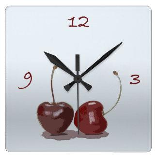 cherry time wallclocks