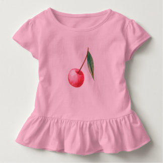Cherry Toddler T-Shirt