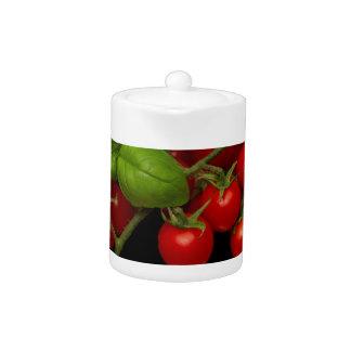 Cherry Tomatoes Basil
