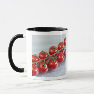 Cherry tomatoes on the vine For use in USA Mug