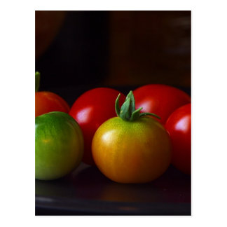 cherry-tomatos postcard