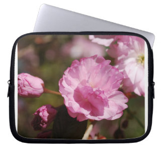 Cherry Tree Blossoms Electronics Bag Computer Sleeves