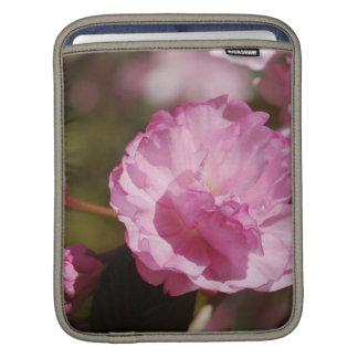 Cherry Tree Blossoms iPad Sleeve