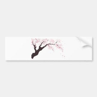 Cherry Tree Bumper Sticker