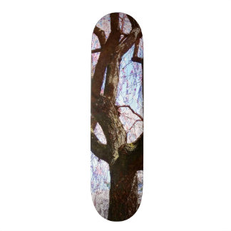 Cherry Tree Closeup Custom Skateboard