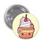 Cherry Vanilla Cupcake Pin