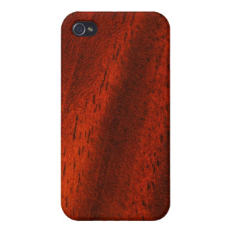 Cherry Wood Grain iPhone4 Case iPhone 4/4S Covers