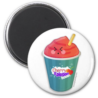 Cherry xplotion frozen magnet