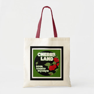 Cherryland Tote Bag