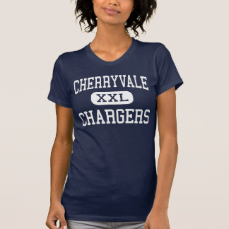 Cherryvale - Chargers - Middle - Cherryvale Kansas T-Shirt