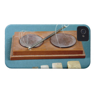 Chert weights and copper balance, Mohenjodaro, 230 iPhone 4 Covers