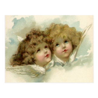Cherub Angels Postcard