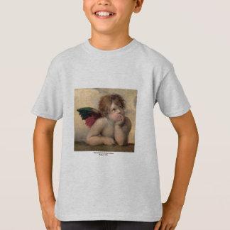 Cherub from Sistine Madonna by Raphael Shirts