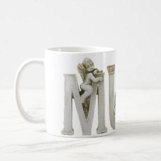 Cherub Letters Mum Mug