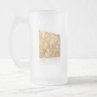 Cherubs ℒ ☺♥ε ๑ ゚CupMugging ◆* Beer Mug