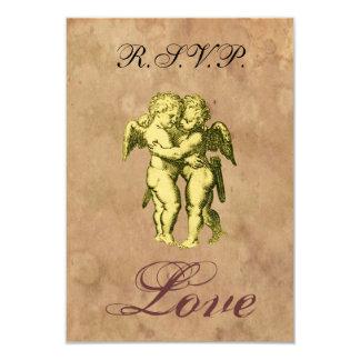 Cherubs Love R.S.V.P. Cards