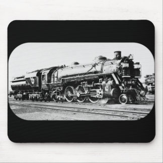 Chesapeake And Ohio Engine 464 Columbus Ohio Mouse Mat