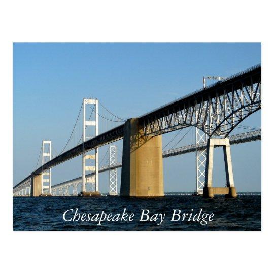 Chesapeake Bay Bridge Postcard