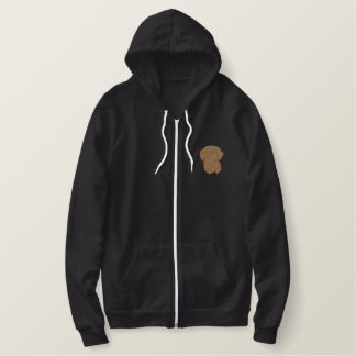 Chesapeake Bay Retriever Embroidered Hoodie