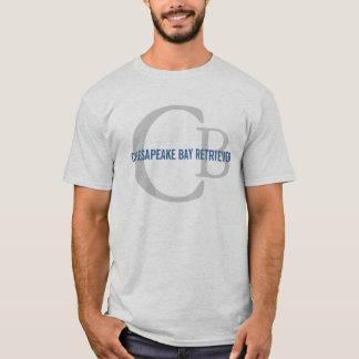 Chesapeake Bay Retriever Monogram T-Shirt