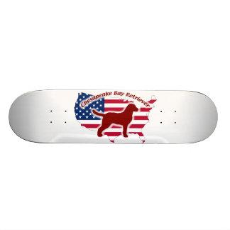 Chesapeake Bay Retriever Skate Board Decks