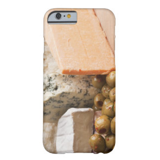 chese and olives barely there iPhone 6 case