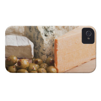 chese and olives iPhone 4 case