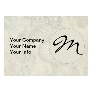 Cheshire Cat Alice in Wonderland Pack Of Chubby Business Cards