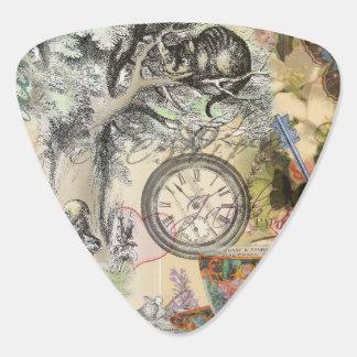 Cheshire Cat Alice in Wonderland Plectrum