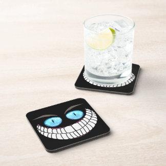 Cheshire Cat - Blue Eyes Coasters
