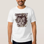 Cheshire Cat Carnivale Style T-shirt