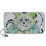 Cheshire Cat Doodle Speaker