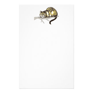 Cheshire Cat Drawing Stationery