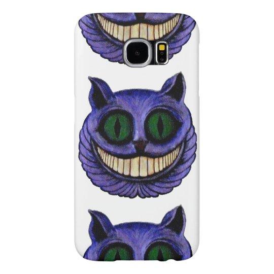 CHESHIRE CAT HEAD (Alice in Wonderland) ~ Samsung Galaxy S6 Cases