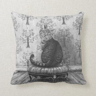 Cheshire Cat Pillow Alice in Wonderland Pillow