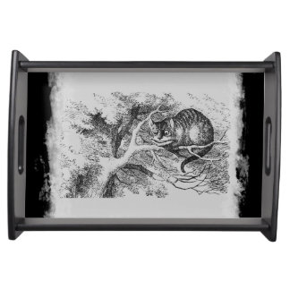Cheshire Cat Serving Tray